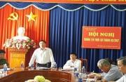 Ban Tuyên giáo tổ chức Hội nghị thông tin thời sự tháng 02/2017 bằng hình thức trực tuyến