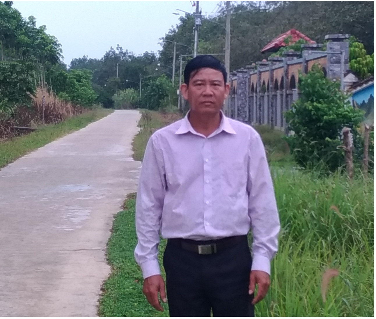 Gương điển hình trong sản xuất kinh doanh và xây dựng nông thôn mới tại ấp 4 xã Đồng Nơ